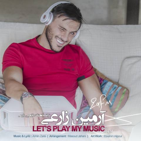 دانلود آهنگ آرمین 2AFM بزار پلی شه موزیکم