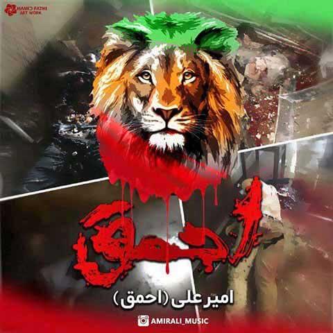 دانلود آهنگ جدید امیر علی احمق