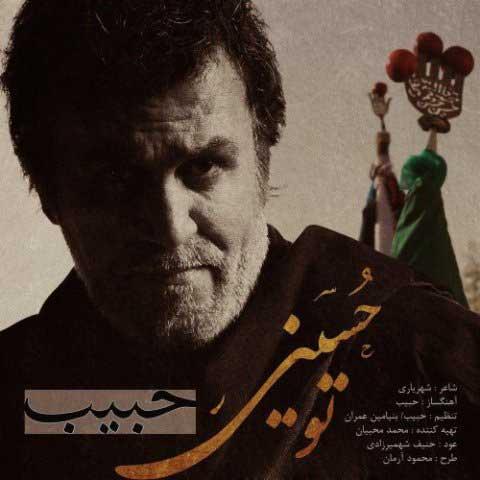 دانلود آهنگ جدید حبیب محبیان تو حسینی